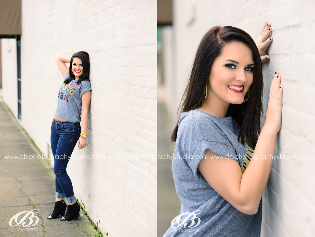 Central Arkansas Senior Photographer | McCrory Arkansas | DB Photography | Seniors by DB Photography | Guns and Roses | wedges |